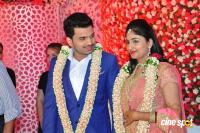 Producer Raja Reddy Son Wedding Reception Photos