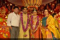 Businessman Nimmagadda Prasad Daughter wedding photos (24)