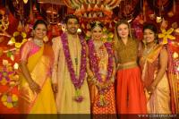 Businessman Nimmagadda Prasad Daughter wedding photos (27)