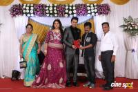 Director Shakthi Scott Wedding Reception Photos