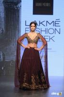Ileana at Lakme Fashion Week Winter Festive 2016 (1)