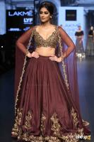 Ileana at Lakme Fashion Week Winter Festive 2016 (10)