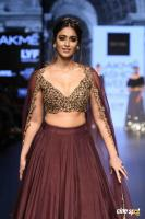 Ileana at Lakme Fashion Week Winter Festive 2016 (11)