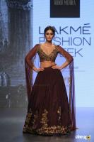 Ileana at Lakme Fashion Week Winter Festive 2016 (2)