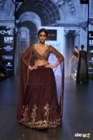 Ileana at Lakme Fashion Week Winter Festive 2016 (4)