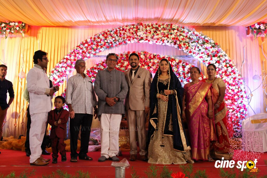 House Of Kalam Marriage Reception (6)