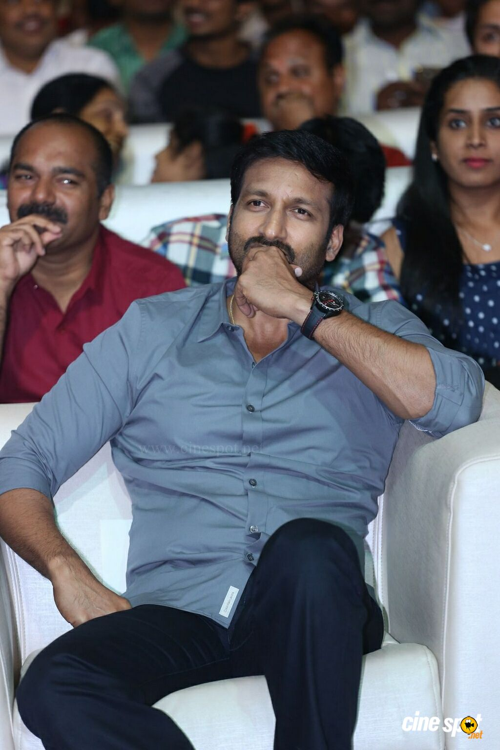 Gopichand at Nirmala Convent Audio Launch (8)