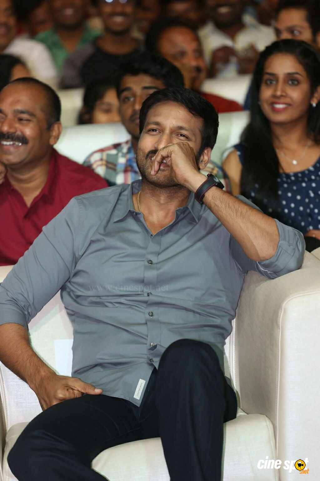 Gopichand at Nirmala Convent Audio Launch (9)