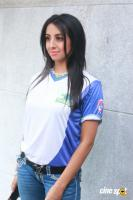 Sanjana at CBL Telugu Thunders Team Jersey Launch (1)
