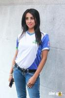 Sanjana at CBL Telugu Thunders Team Jersey Launch (5)