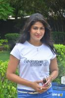 Vijayalakshmi at Chennai 600028 II Second Innings Press Meet (1)