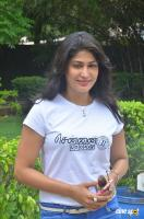 Vijayalakshmi at Chennai 600028 II Second Innings Press Meet (2)