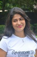 Vijayalakshmi at Chennai 600028 II Second Innings Press Meet (3)