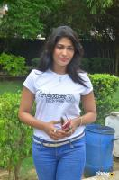 Vijayalakshmi at Chennai 600028 II Second Innings Press Meet (4)