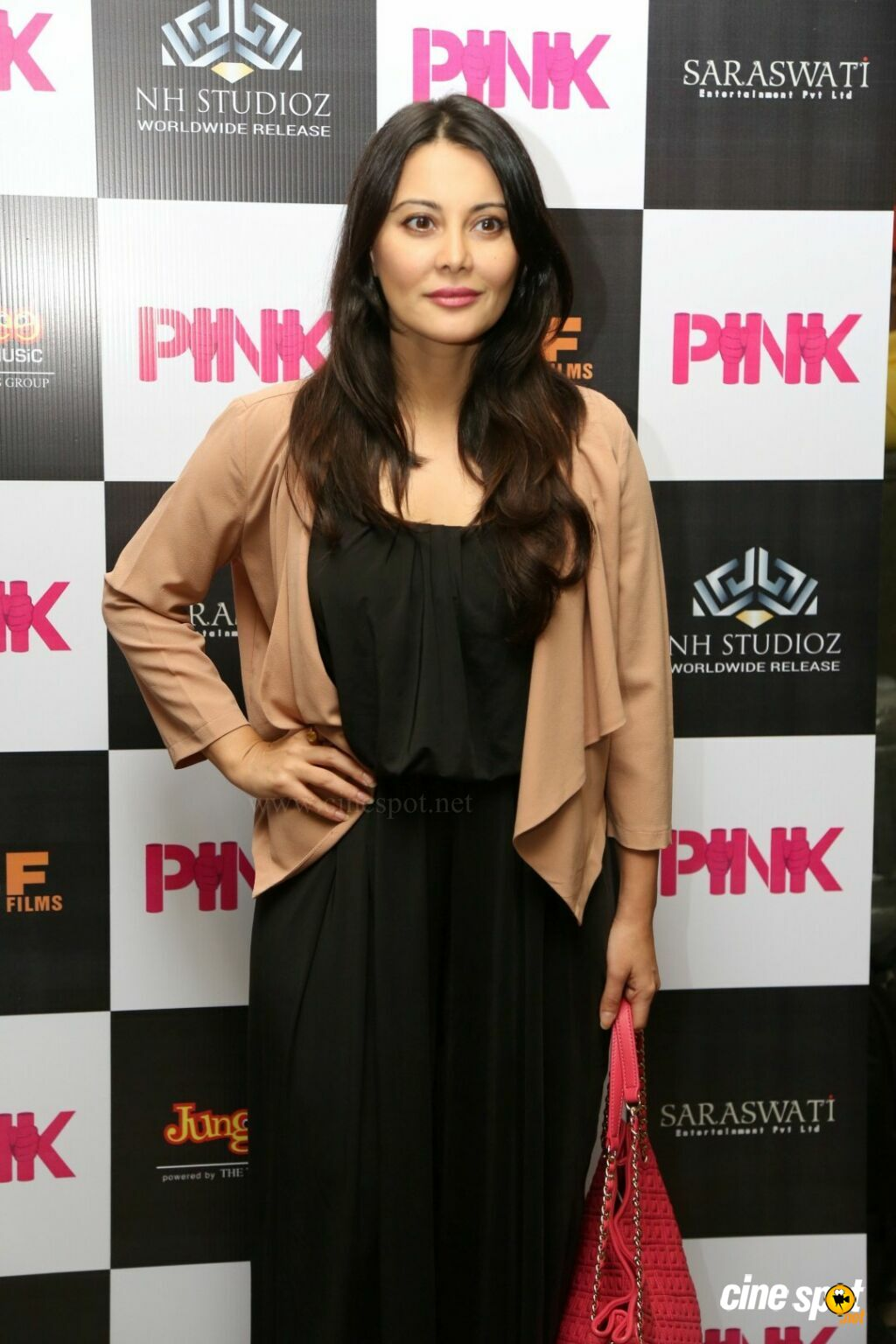 Kirti Kulhari at Pink Special Screening (1)
