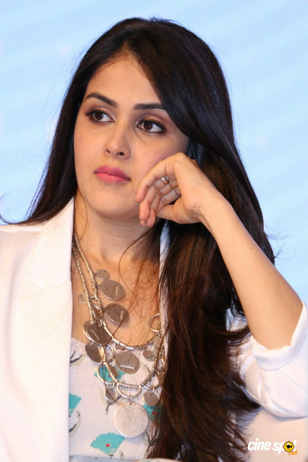 Genelia at Baby Dove In India Launch (12)