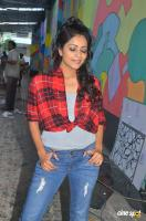 Janani Iyer at Vithi Mathi Ulta Shooting Spot (6)