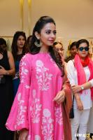 Rakul Preet Singh at Elahe Lakme Fashion Week Event (9)
