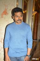 Karthi at Kaashmora Press Meet (2)