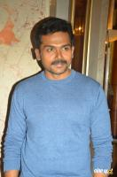 Karthi at Kaashmora Press Meet (6)