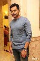 Karthi at Kaashmora Press Meet (7)