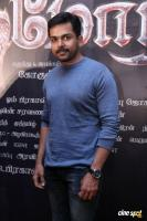 Karthi at Kaashmora Press Meet (8)