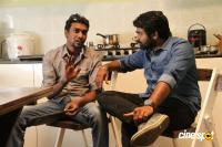 Puriyaadha Pudhir Working Stills (2)