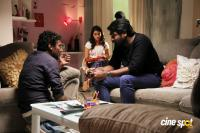 Puriyaadha Pudhir Working Stills (3)