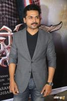 Karthi at Kashmora Release Date Press Meet (5)