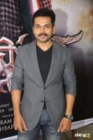 Karthi at Kashmora Release Date Press Meet (6)