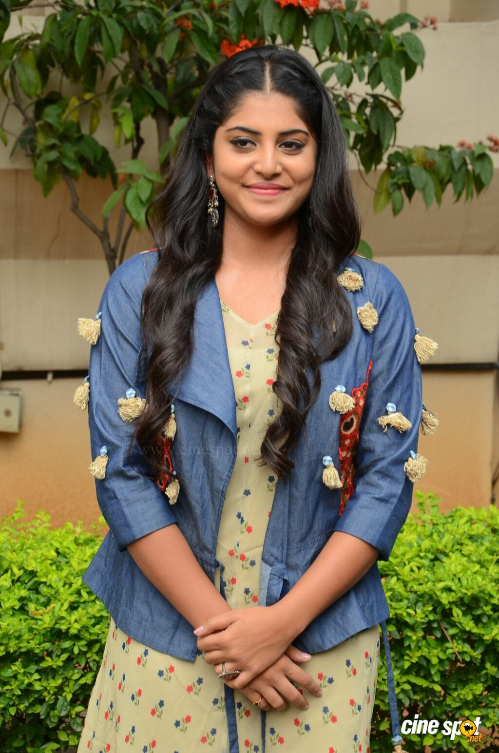 Manjima at Sahasam Swasaga Sagipo Press Meet (15)
