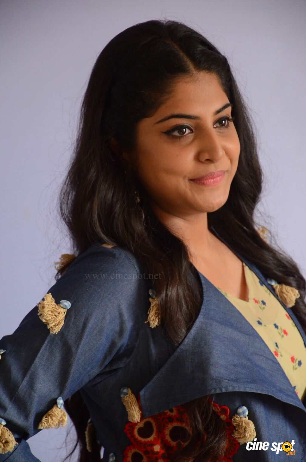Manjima at Sahasam Swasaga Sagipo Press Meet (35)
