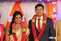 Director Seenu Ramasamy Sister Marriage Reception Photos