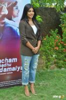 Manjima Mohan at Achcham Yenbadhu Madamaiyada Press Meet (3)