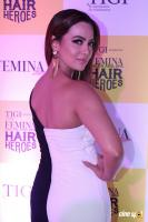Sana Khan at Grand Finale Of Femina Salon & Spa Hair Heroes 2016 (5)