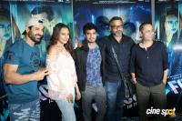 Force 2 Team Interview For Media Interaction Photos