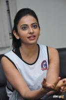 Rakul at Fitness Unplugged For Rape Victims Event (1)