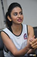 Rakul at Fitness Unplugged For Rape Victims Event (2)