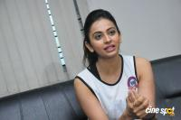 Rakul at Fitness Unplugged For Rape Victims Event (3)