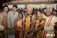 Bandaru Dattatreya Daughter Wedding Photos