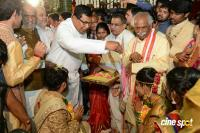 Bandaru Dattatreya Daughter Marriage (40)