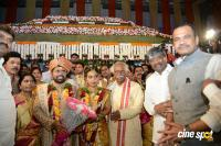 Bandaru Dattatreya Daughter Marriage (56)