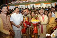 Bandaru Dattatreya Daughter Marriage (58)