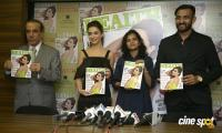 Amy Jackson At Health Cover Launch Photos