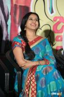 Meena Kumari at Jayammu Nishcayammu Raa Thanks Meet (1)