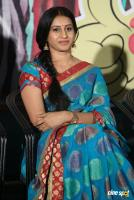 Meena Kumari at Jayammu Nishcayammu Raa Thanks Meet (4)