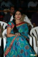 Meena Kumari at Jayammu Nishcayammu Raa Thanks Meet (5)
