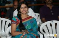 Meena Kumari at Jayammu Nishcayammu Raa Thanks Meet (8)
