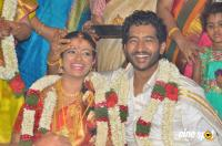 Actor Pandu Son Pintu Wedding Photos