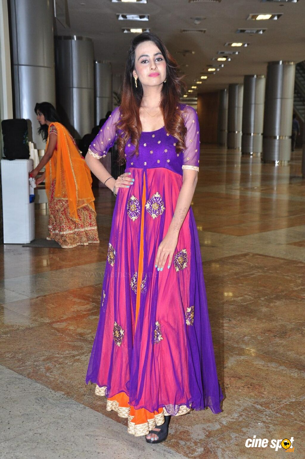 Amiksha Pawar at Hi Life Exhibition Curtain Raiser (4)